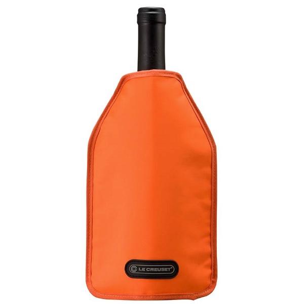 アイスクーラー スリーヴ オレンジ WA126【ワインクーラー】