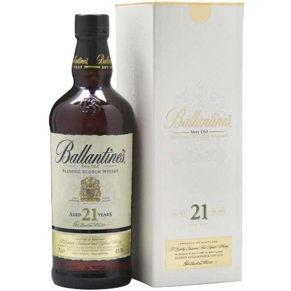 [並行品] バランタイン 21年 700ml【ウイスキー】