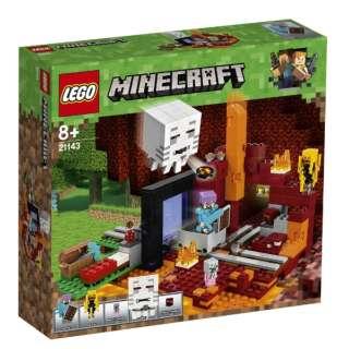 ビックカメラ com レゴジャパン lego レゴ 21143 マインクラフト 闇