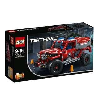 42075 テクニック 緊急救助車