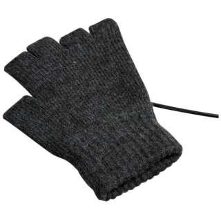 USB指までヒーター手袋 USBWMGLV