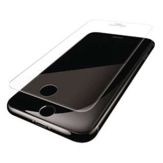 エレコム ELECOM iPhone8/7 (4.7) フルカバーフィルム 衝撃吸収 透明 ...