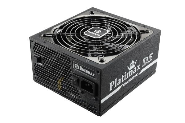 ENERMAX 80PLUS プラチナ電源 PLATIMAX D.F 1200W EPF1200EWT ケース用電源