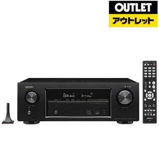 【アウトレット品】 AVR-X1400H AVアンプ ブラック [ハイレゾ対応 /Bluetooth対応 /Wi-Fi対応 /ワイドFM対応 /7.2ch /DolbyAtmos対応] 【再調整品】