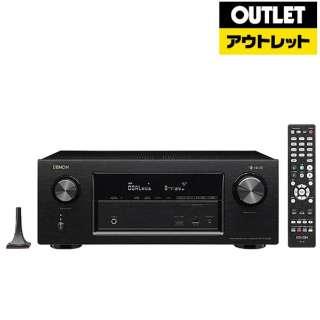 【アウトレット品】 AVR-X2400H AVアンプ ブラック [ハイレゾ対応 /Bluetooth対応 /Wi-Fi対応 /ワイドFM対応 /7.2ch /DolbyAtmos対応] 【再調整品】