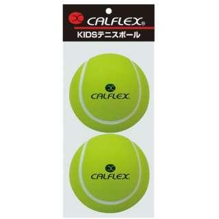 KIDSテニスボール 2球入 CT-2SP