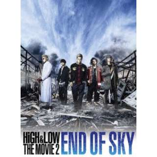 HiGH & LOW THE MOVIE 2~END OF SKY~ 通常盤 【ブルーレイ】