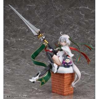 塗装済み完成品 1/7 Fate/Grand Order ランサー/ジャンヌ・ダルク・オルタ・サンタ・リリィ