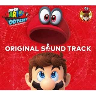 (ゲーム・ミュージック)/スーパーマリオ オデッセイ オリジナルサウンドトラック 【CD】