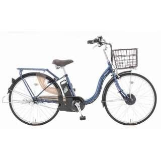 26型 電動アシスト自転車 スイミー26(ダークパールブルー/内装3段変速) TLU6EV【2018年モデル】 【組立商品につき返品不可】