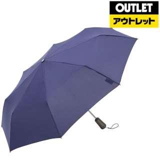 【アウトレット品】 折りたたみ傘 TITAN(タイタン) ネイビー 7559 NAV [晴雨兼用傘 /60cm] 【数量限定品】