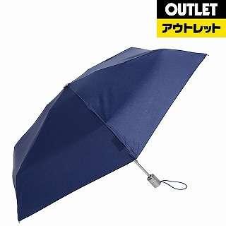 【アウトレット品】 【折りたたみ傘】トーツミニ自動50センチ ネイビー 8364NAV 【数量限定品】