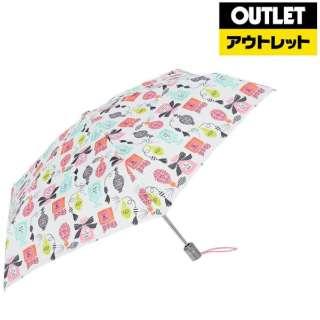 【アウトレット品】 折りたたみ傘 ミニ totes line(トーツライン) パフューム 8364I05 [晴雨兼用傘 /50cm] 【数量限定品】