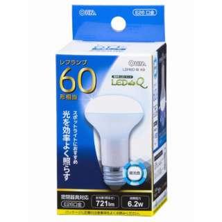 LDR6D-W A9 LED電球 LEDdeQ ホワイト [E26 /昼光色 /1個 /60W相当 /レフランプ形]