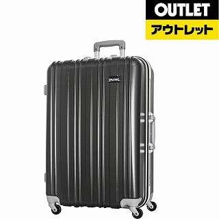 【アウトレット品】 スーツケース 大型ハードケース 93L Black Carbon SP-0764-69-BKC 【生産完了品】