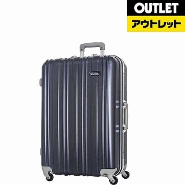【アウトレット品】 スーツケース 大型ハードケース 93L Navy Carbon SP-0764-69-NVC 【生産完了品】