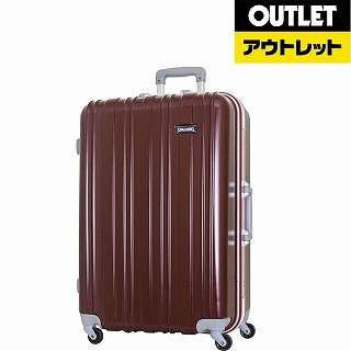 【アウトレット品】 スーツケース 大型ハードケース 93L Wine Carbon SP-0764-69-WNC 【生産完了品】
