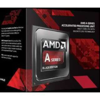 AMD A8 7670K Black Edition With 95W quiet cooler