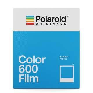 Polaroid Originals インスタントフィルム Color Film For 600 4670