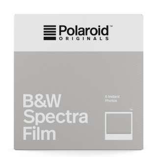 Polaroid Originals インスタントフィルム B&W Film For Image/Spectra 4679