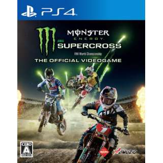 Monster Energy Supercross - The Official Videogame 【PS4】