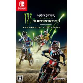Monster Energy Supercross - The Official Videogame 【Switch】
