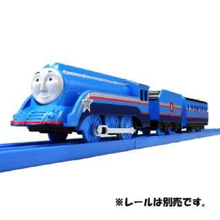 プラレールトーマスシリーズ TS-21 プラレールシューティング・スター(ゴードン)
