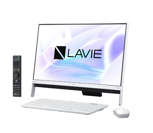 LAVIE Desk All-in-one DA700/HAW PC-DA700HAW 製品画像