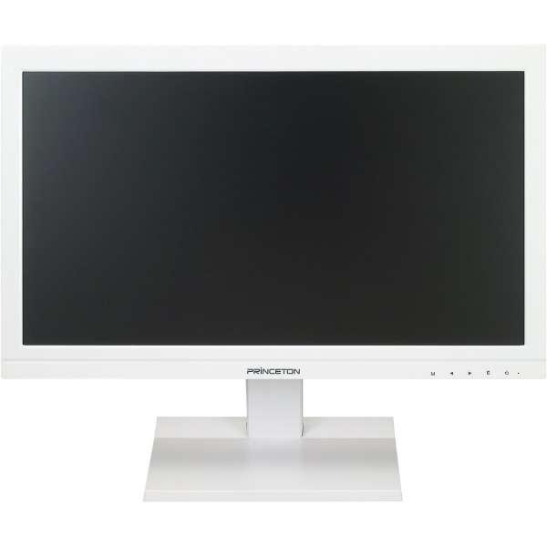 白色LEDバックライト ワイドカラー液晶ディスプレイ ホワイト PTFWDF-20W [ワイド /WXGA++(1600×900)]