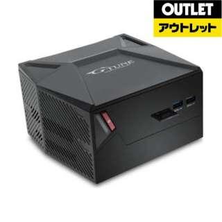 【アウトレット品】 ゲーミングデスクトップPC [Win10 HOME・Core i7・HDD 2TB・SSD 512GB・メモリ 16GB・GTX1060] BC-GTUNE48NC17D1 【展示品】箱なし