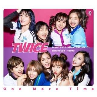 TWICE/One More Time 初回限定盤B 【CD】