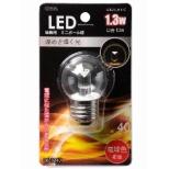LDG1L-H 11C LED電球 ミニボール電球形 クリア [E26 /電球色 /1個 /ボール電球形]