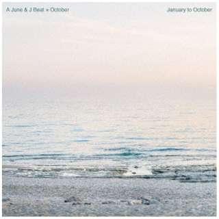 A June & J Beat × October/January to October 【CD】