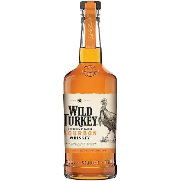 ワイルドターキー スタンダード 700ml【ウイスキー】