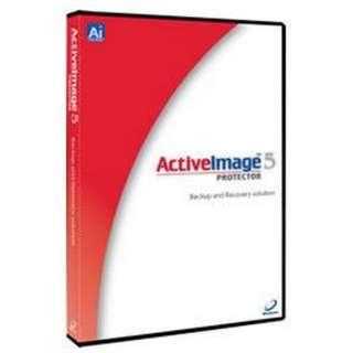 〔Win版〕 ActiveImage Protector 5 シングルライセンス [Windows用]