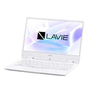 PC-NM150KAW ノートパソコン LAVIE Note Mobile パールホワイト [12.5型 /intel Celeron /SSD:128GB /メモリ:4GB /2018年1月モデル]