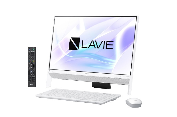 LAVIE Desk All-in-one DA700/KAW PC-DA700KAW 製品画像
