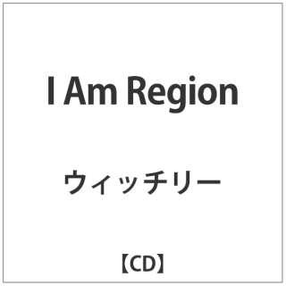 ウィッチリー/I Am Region 【CD】