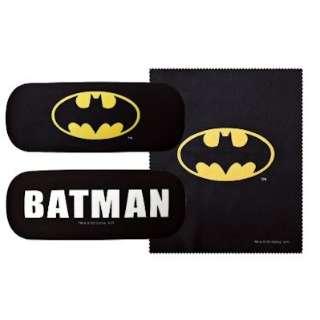 バットマン クロス付きメガネケース MJL-003