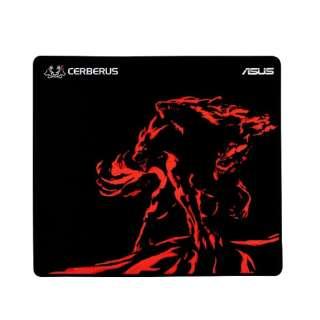 CERBERUS Mat PLUS ゲーミングマウスパッド Cerberus Mat Gaming Mouse Pad Series レッド
