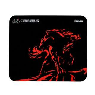 CERBERUS Mat MINI RED ゲーミングマウスパッド Cerberus Mat Gaming Mouse Pad Series レッド