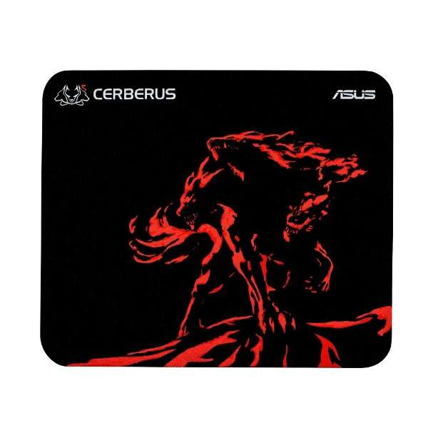 CERBERUS Mat MINI RED ゲーミングマウスパッド Cerberus Mat Gaming Mouse Pad Series レッド