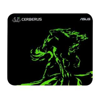 CERBERUS Mat MINI GRN ゲーミングマウスパッド Cerberus Mat Gaming Mouse Pad Series グリーン