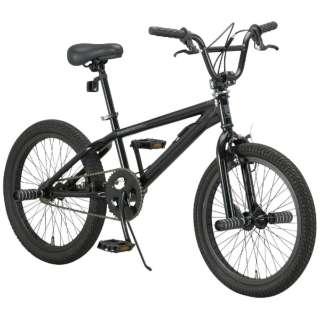 20型 自転車 ENCOUNTER BM-20E(ブラック/シングルシフト) 【組立商品につき返品不可】
