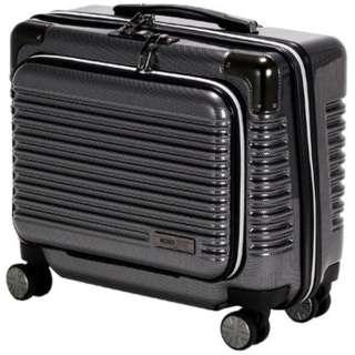 スーツケース 25L カーボンブラック MCL206534CABK [TSAロック搭載]