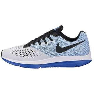 best sneakers 2d948 777cb ビックカメラ.com - メンズ ランニングシューズ ZOOM WINFLO 4(25.5cm/ピュアプラチナ×ブラック×ハイパーロイヤル)  898466