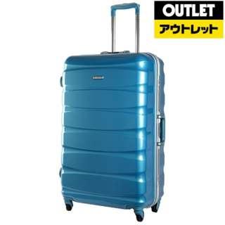 【アウトレット品】 スーツケース 58L Oval FR スカイブルー R0611004 [TSAロック搭載] 【外装不良品】