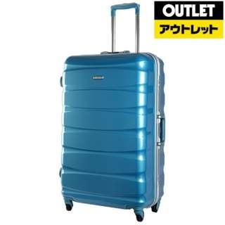 【アウトレット品】 スーツケース 73L Oval FR スカイブルー R0611005 [TSAロック搭載] 【外装不良品】