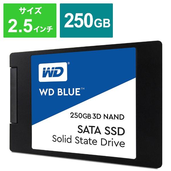 WD Blue 3D NAND SATA WDS250G2B0A