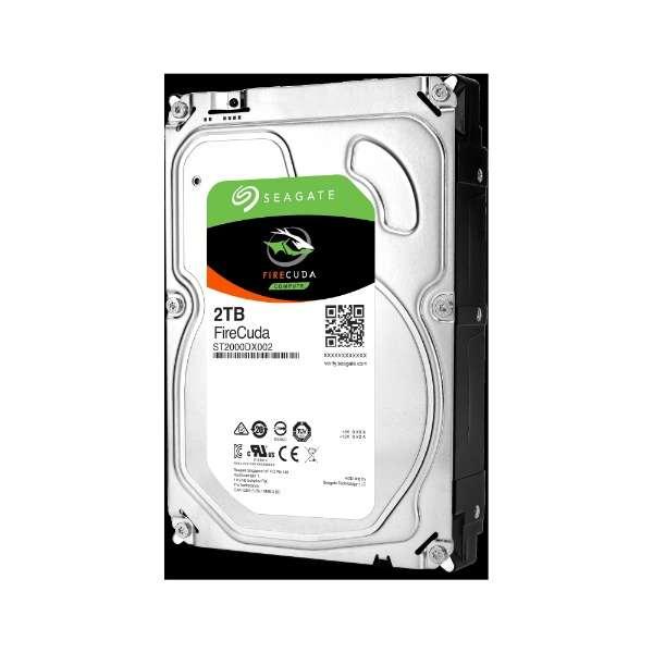 ST2000DX002 内蔵HDD FireCuda [3.5インチ /2TB]
